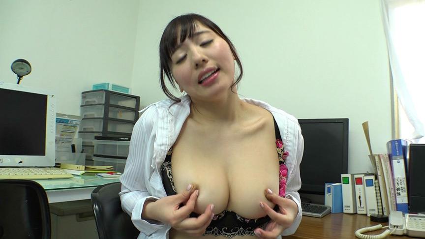 会社でチクニー三昧のOLが同僚のOLとレズ乳首プレイに没頭するアダルト動画!